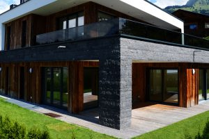 02 Pierre Bleue Belge - facade - clivoDECOR