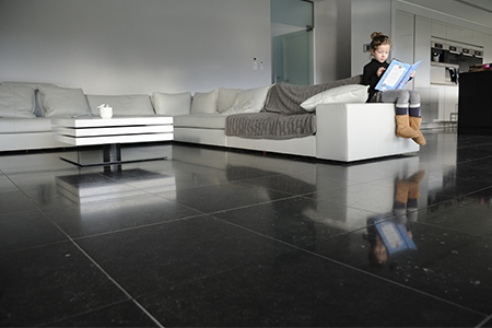 Belgian Blue Stone contemporary