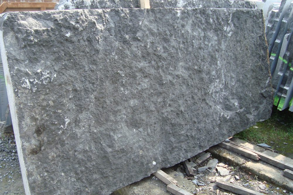 Crusted slabs