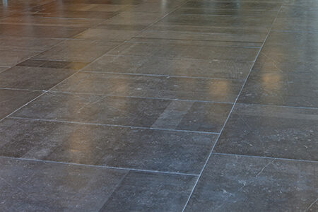 Belgian Blue Stone floor tiles - natural stone - blue limestone