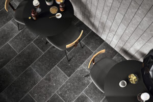 Belgian Blue Stone - petit granit - Floor tiles and wall tiles 2