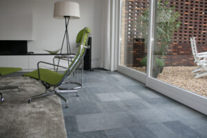 Belgian Blue stone - Floor tiles - Natural stone - Tiles Sawn 3