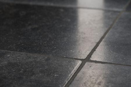 Belgische blauwe steen - arduin - Tegels dalles de Soignies donker aspect - natuurstenen
