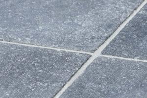 Belgische blauwe steen - arduin - Tegels dalles de Soignies licht aspect - natuurstenen 3