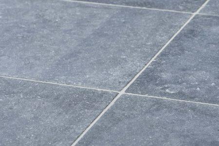 Belgische blauwe steen - arduin - Tegels dalles de Soignies licht aspect - natuurstenen 4