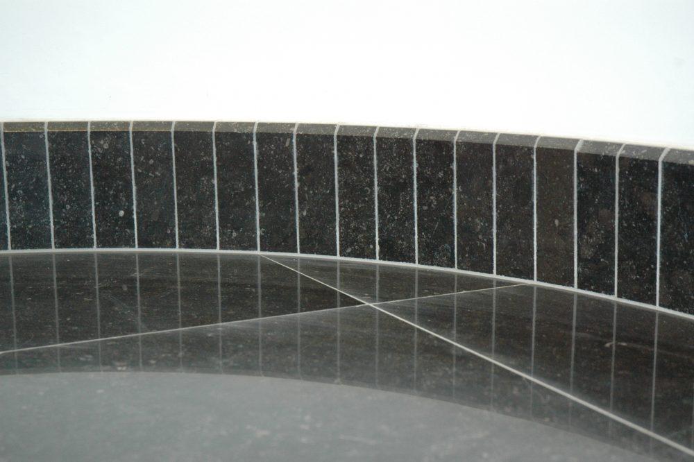 29 Pierre Bleue Belge - Sol - Adouci Noir