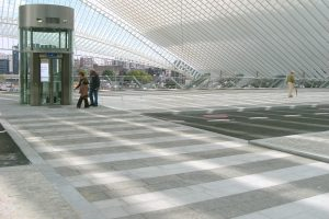 Pierre Bleue Belge - Bouchardé (BE - Liège Gare des Guillemins) 2
