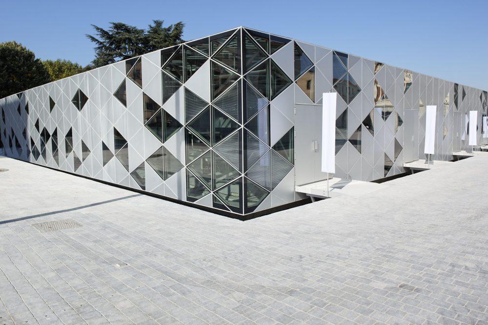 Pavé Patrimoine (Cité du Design - St Etienne