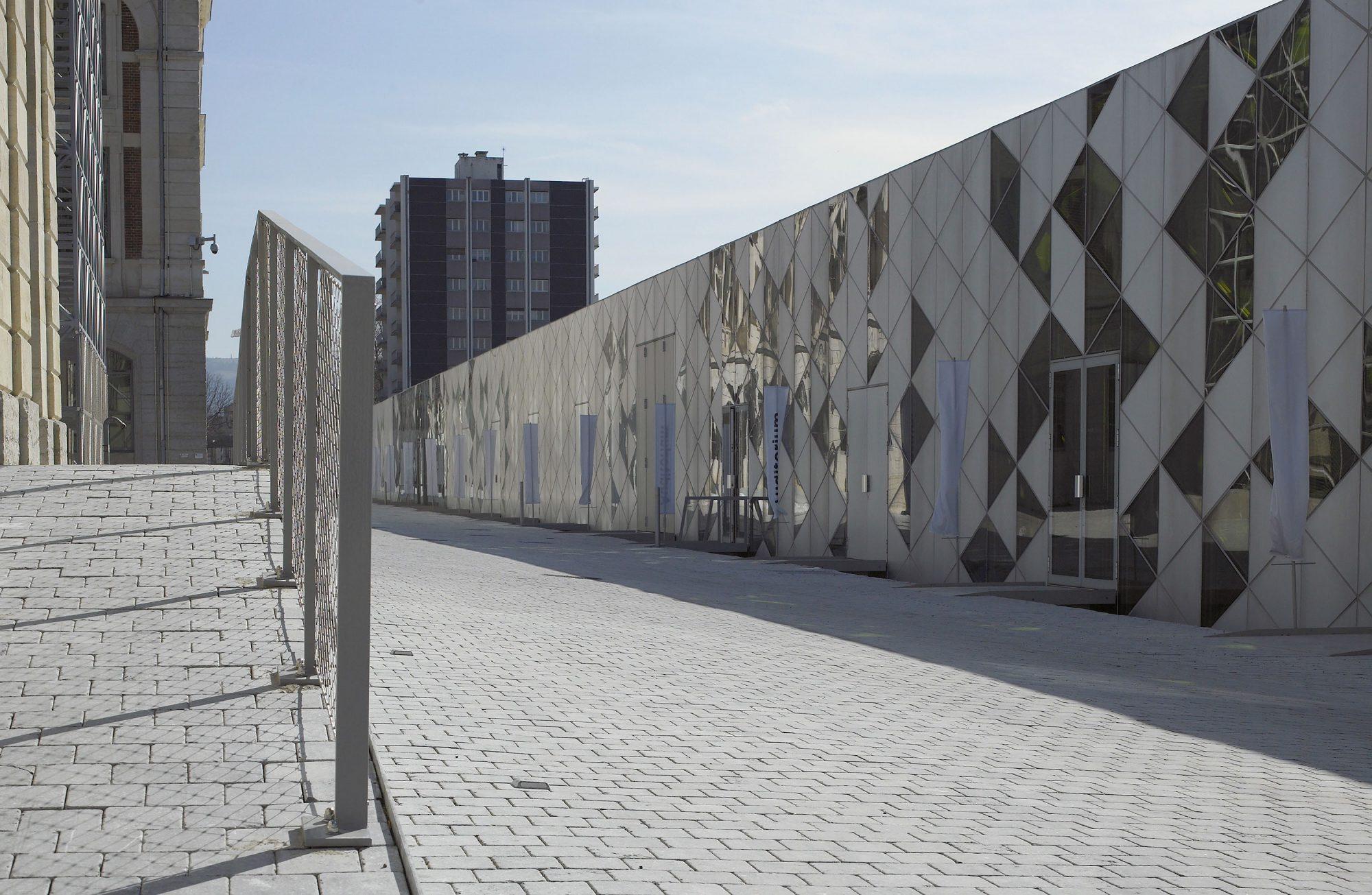 Pierre Bleue Belge - Cité du design