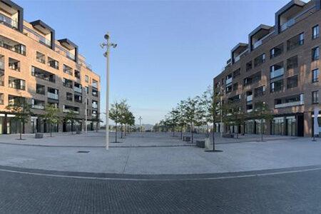 Pierre Bleue Belge aménagement urbain - voirie 16